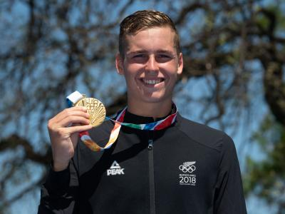 What next for Youth Olympic Games champion Dylan McCullough?
