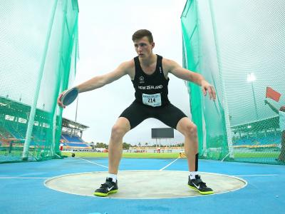 Commonwealth Youth Games champion to throw at Youth Olympic Games