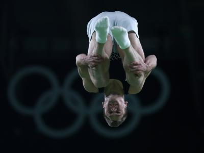 New Zealand's top trampolinist gets his bounce back