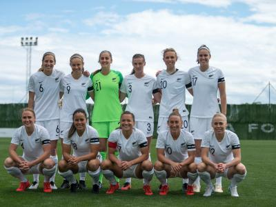Ferns defeat Norway for first time in almost 40 years
