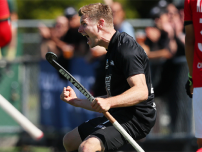 Men's Black Sticks book spot at Tokyo 2020 + weightlifters in action at the nationals