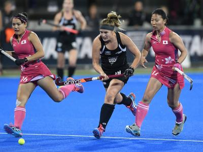 Amy Robinson called into New Zealand Women's Hockey team to replace Tessa Jopp