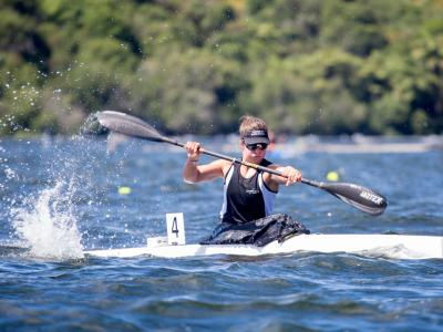 Olympic kayakers set to do battle at nationals