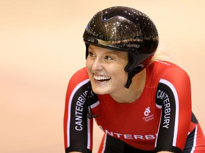 Track cyclists hoping for home ground advantage at Cambridge World Cup