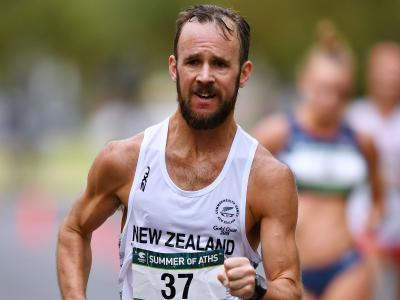 Racewalking Rew relieved to hit Tokyo 2020 qualification standard early