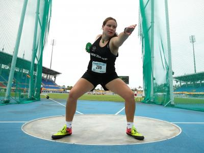 Silver the order of the day for Kiwis on day 4 of Commonwealth Youth Games