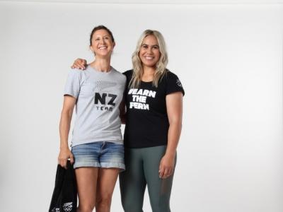 Wear your fern, support The NZ Team