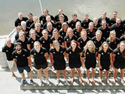 Rowers eye record medal haul