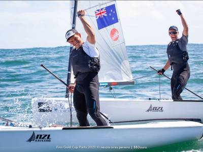 Maloney wins Finn Gold Cup with Junior in third
