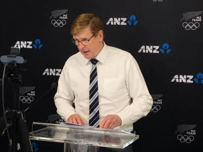 The New Zealand Olympic Committee presents its 2019 Annual Report