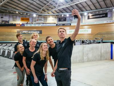 NZ Mixed Team Triathletes on Track to Tokyo 2020