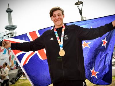 Connor Bell named closing ceremony flagbearer + Youth Olympic Games wrap