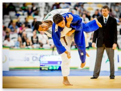 Globetrotting judo athlete selected for Youth Olympic Games