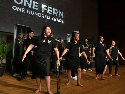 One Fern. One Hundred Years - The New Zealand Olympic Team