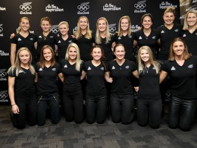 High hopes for Black Sticks women