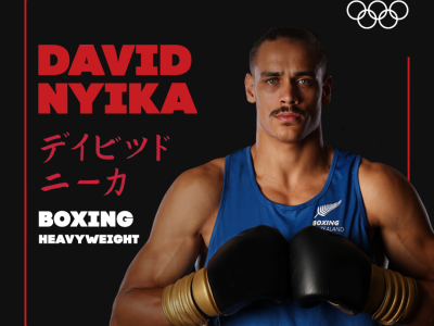 Boxer David Nyika to fulfil Olympic dream