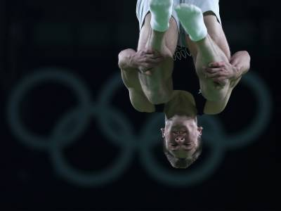 NZ's first trampolinist reaches finals