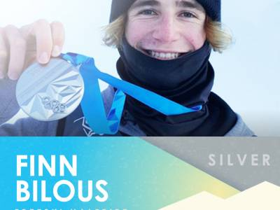 One year on from making history - Finn Bilous Q & A