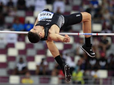 Kerr confident of hitting Tokyo qualification height