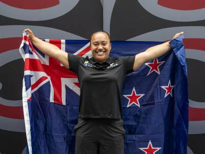 New Zealand weightlifter Kanah Andrews-Nahu has Youth Olympic Games fourth placing upgraded to third following disqualification