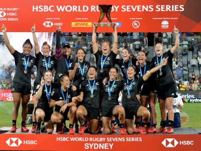 Black Ferns win fourth straight title + Olivia Merry propels Black Sticks to dominant win over Belgium