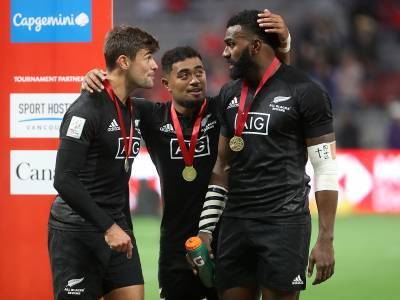 All Blacks Sevens win Canada Title, David Nyika qualifies for Tokyo 2020 + Zoi Sadowski-Synnott wins X Games Norway