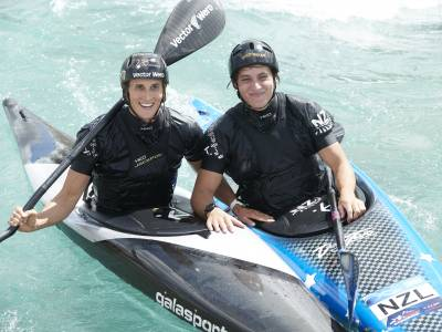 Canoe Slalom Selection Announcement: Defending silver medallist and former software engineer named to New Zealand Team