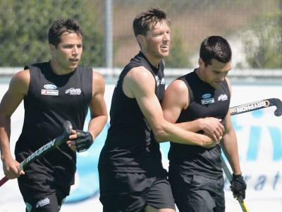 Black Sticks fully focussed ahead of World Cup