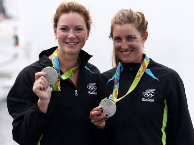 Olympic medallists confirm plans