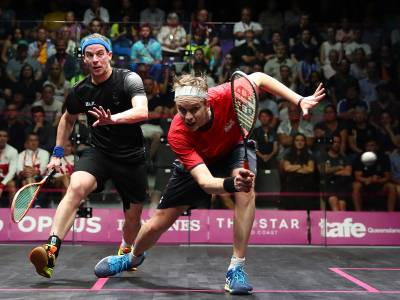 Commonwealth Games stalwart calls time on 17-year squash career