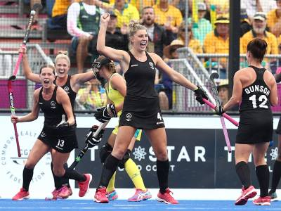 Black Sticks goal scoring machine Olivia Merry going from strength to strength