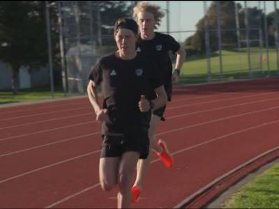 NZ Team athletes band together during border closure