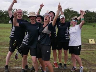 New Zealand archers secure quota spot for Tokyo 2020 Olympic Games