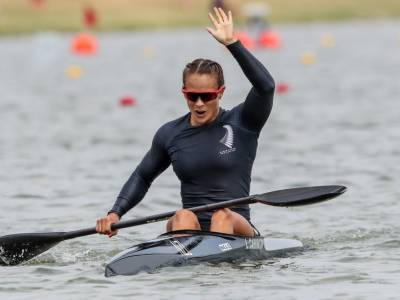 The week that was: Lisa Carrington takes double gold at World Champs + Tom Walsh in ominous form