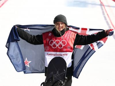 Zoi Sadowski-Synnott Wins Bronze At Winter Olympics